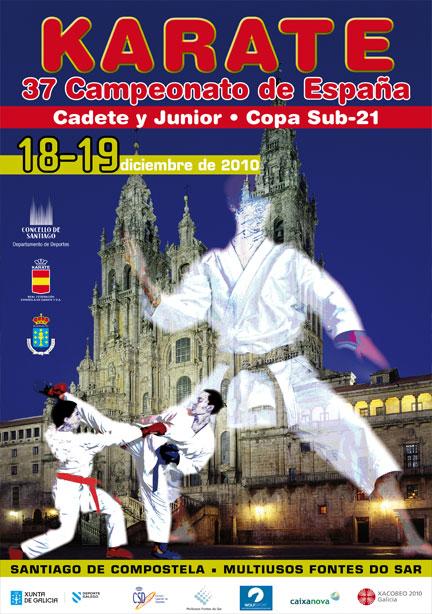 CAMPEONATO DE ESPAÑA CADETE, JUNIOR Y SUB-21